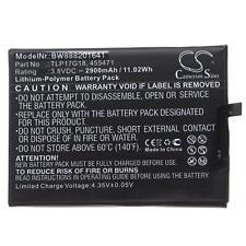 Batteria 2900mAh per Wiko P6901, Wim Lite, 455471, TLP17G18