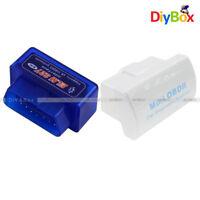 ELM327 V2.1 OBD2 II Mini Bluetooth Diagnostic Car Auto Interface Scanner