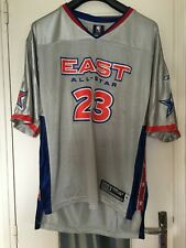 Maillot LeBron JAMES #23 2005 All Star Game / version Foot US - Taille M - NEUF