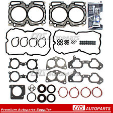 REF# HS26259PT Head Gasket Set Fits 04-06 Subaru 2.5L DOHC Turbo EJ255
