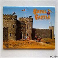 Kryal Castle Ballarat Victoria View Folder Postcard (P334)
