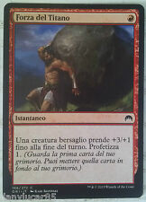 Magic Forza del Titano Istantaneo Comune Rosso Magic Origins #166