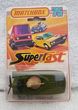 "Matchbox Superfast ""Swamp Rat""  No.30 . Near mint condition"