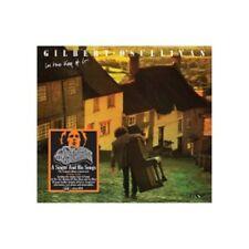 GILBERT O'SULLIVAN - IN THE KEY OF G (REMASTERED+BONUSTRACKS)  CD 15 TRACKS NEW!