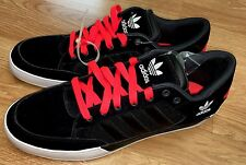 Adidas Originals Hard Court Low Size 12 Black Infrared Sneakers G47145 $39.99
