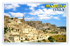 MATERA ITALY FRIDGE MAGNET SOUVENIR IMAN NEVERA