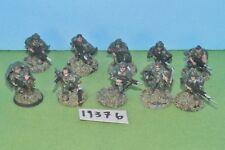 Articolo scifi/40k-Guardia Imperiale 10 Guardie al seguito Squad - (19376)