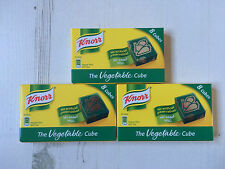 Knorr Vegetable Stock Cubes, 24 x 10g Cubes, Gluten Free