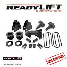 "ReadyLIFT 3.5"" Front 1"" Rear SST Lift Kit 17-20 Ford SuperDuty 2pc DriveShaft"
