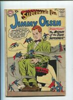 Superman's Pal Jimmy Olsen #48 October 1960 VG