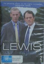 LEWIS Series Three DVD