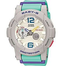 G-Shock BGA180-3B Baby-G Series Stylish Watch - Green / One Size