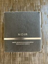 The White Company Noir Candle