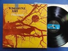 WISHBONE ASH  PILGRIMAGE mca 71 -1L-3L UK LP EX+ VINYL