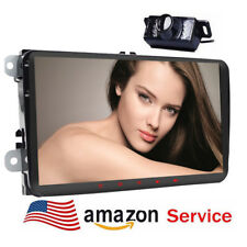 "For VW Golf Passat Jetta 9"" Android 6.0 Car Radio GPS Navi Bluetooth Stereo+Cam"