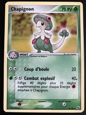 Carte Pokemon CHAPIGNON 16/109 Rare Rubis & Saphir Bloc ex FR NEUF