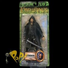 LORD of the RINGS Fellowship of the King STRIDER Figure ToyBiz!