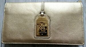 Lauren Ralph Lauren® Ladies Purse Wallet Card Holder, Gold