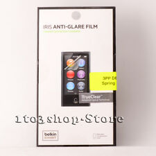 Belkin iPod Nano 7th Gen IRIS TrueClear Anti Glare Screen Protector/Guard