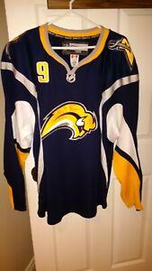 NHL pro Buffalo Sabre jersey size 56