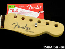 2016 Fender American ELITE Telecaster Tele NECK USA Compound Radius Rosewood