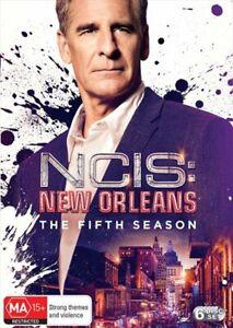 NCIS - New Orleans - Season 5 DVD