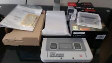 Nintendo 3DS XL SNES Edition boxed - Faulty
