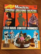 Famous Monsters of Filmland #151 Warren magazine 1979 FN/VF