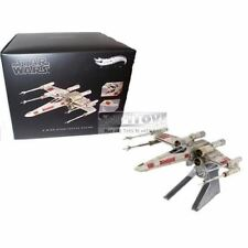 "6"" Star Wars A New Hope X-Wing Diecast Hot Wheels Elite Starfighter CMC91"