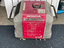 Used Honda Eu3000is 3000w Inverter Gasoline Portable Generator