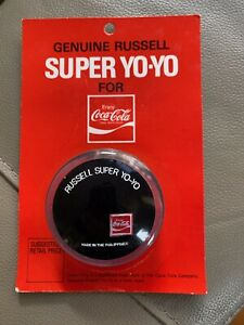 Genuine Black Russell YoYo With original Display packing
