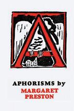 Aphorisms 2 by Margaret Preston.