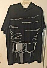 Darth Vader Masked Hood T Shirt 2X New Costume Star Wars Black