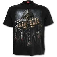 Spiral Direct Game Over T-Shirt Skull/Gothic/Biker/Horror/Metal/Top/Tee/3XL/4XL