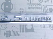Original Mercedes Schriftzug / Typzeichen / Typkennzeichen 190D 2.5 Turbo NEU!