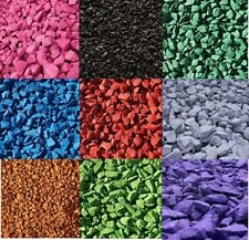 Rockin Colour Decorative Garden Stones Coloured Gravel 500g 1kg or 2kg Available