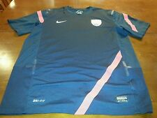 USMNT Nike training Jersey worn by players