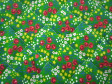 Unfinished quilt top/Quilt top/Quilt cover/Unfinished quilt/Cotton floral fabric