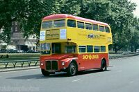 London Transport Shoplinker RM2174 Park Lane 1979 Bus Photo