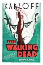 Walking Dead Poster 01 Metal Sign A4 12x8 Aluminium