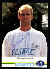 Alexander Rymanow OSC 04 Rheinhausen Autogrammkarte Handball +A 75749