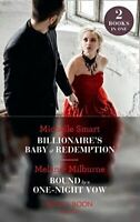 Like New, Billionaire's Baby Of Redemption: Billionaire's Baby of Redemption (Ri