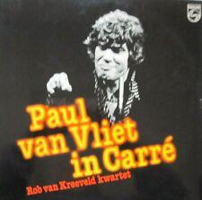 PAUL VAN VLIET - PAUL VAN VLIET IN CARRE  -  2 LP