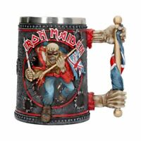 Iron Maiden Eddie Trooper Tankard Stein - Boxed Official Rock Merch