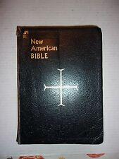 SAINT JOSEPH EDITION NEW AMERICAN BIBLE 1970