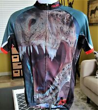 Paladin Cycling Jersey for Men Short Sleeve Bike Shirt Sz XL Athletic Sportswear