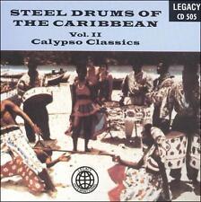 Steel Drums Of The Caribbean Volume II