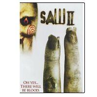 Saw Ii 2 Dvd 2006 Widescreen Shawnee Smith Tobin Bell  Donnie Wahlberg Franky G