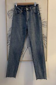 Neuw Lola Jeans High waist Size 8 / 26 Blue