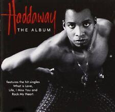 Haddaway / Haddaway *NEW* CD